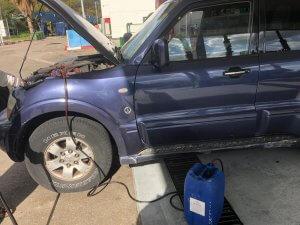 חילוץ רכב מהשטח